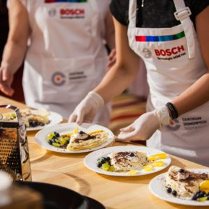 Inne I Spotkania warsztaty kulinarne