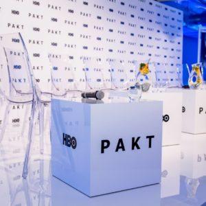 Konferencja prasowa I HBO serial Pakt I 2017