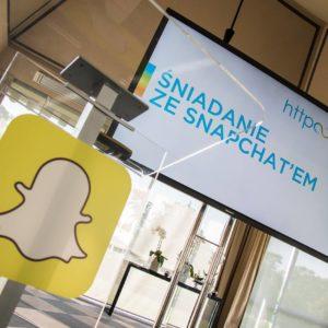 Konferencja prasowa I HTTPOOL Snapchat I 2018
