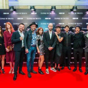 Premiera I HBO serial Ślepnąc od świateł I 2018