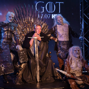 Premiera I HBO serial Gra o tron I 2011-2019