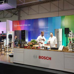 Targi I Bosch na Electronics Show I 2018-2019