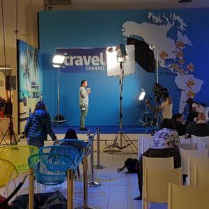 Targi I Travel Channel na World Travel Show I 2017